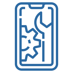 ícone consertar iPhone