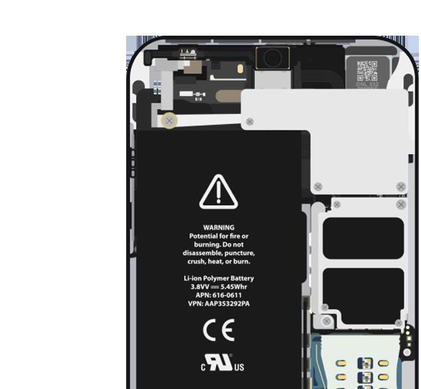 Reparo em Placa de iPhone
